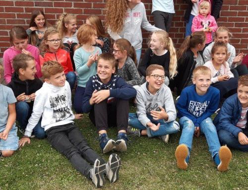 Kinderchor-Abschlussfest 2019